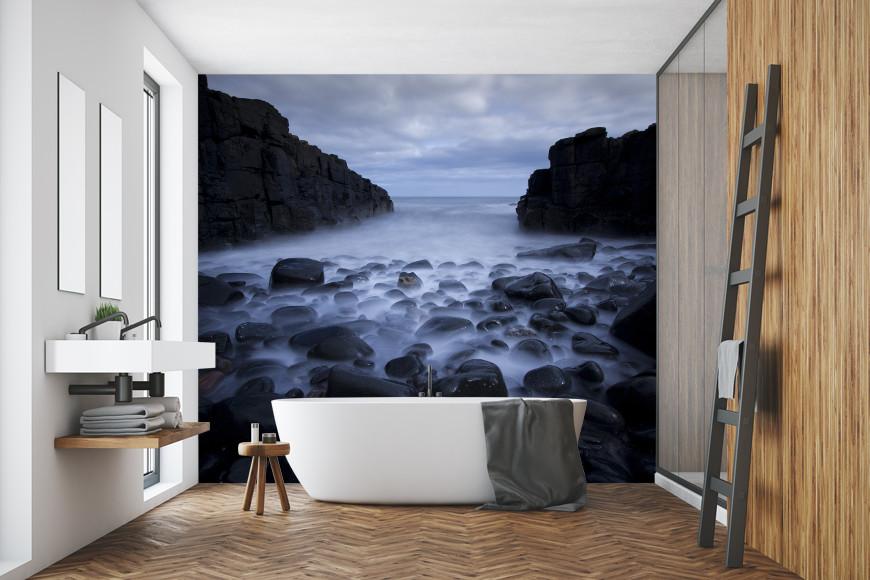 13 Bathroom Wall Murals To Inspire Wallbeard